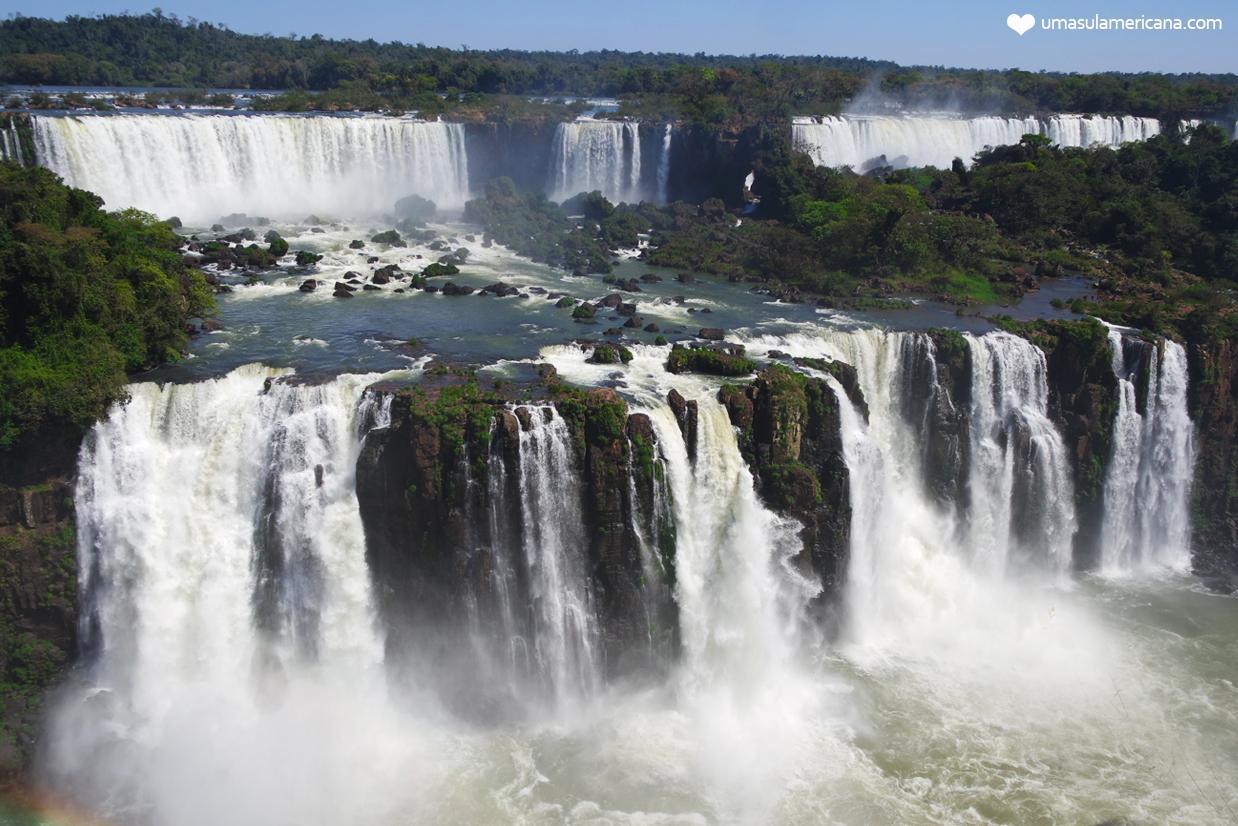o que fazer em Foz de Iguaçu