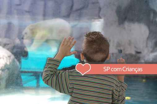 Aquario de sp com crianças