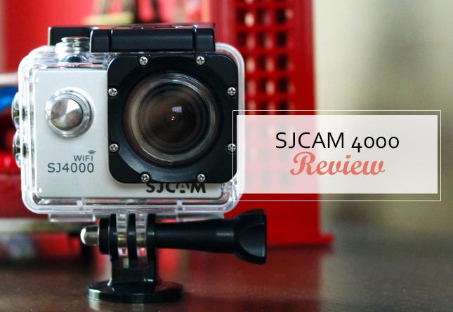 Review SJCAM4000 wifi - Fotos e vídeos