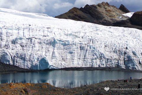 Glaciar Pastoruri - Tudo sobre a geleira em Huaraz, no norte do Peru