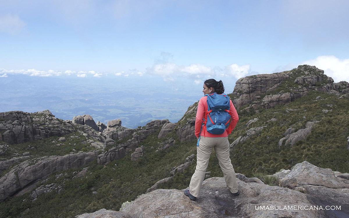 Final de semana no Parque Itatiaia - Trilhas na parte alta